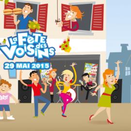Faites la fête avec vos voisins le 29 mai …